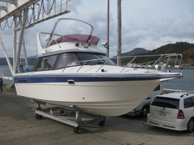 Продажа NISSAN MARINE PS-780FB