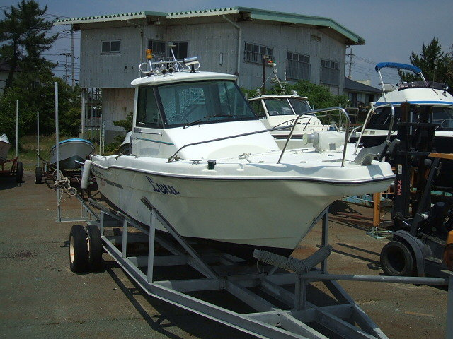 Продажа NISSAN MARINE Joy Fisher 25EX-3