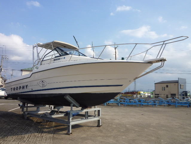 Продажа BAYLINER Trophy 2502